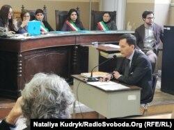 Виступає свідок Фабріціо Романо, 12 квітня