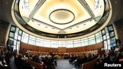 Архівне фото. Приміщення Міжнародного трибуналу з морського права