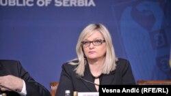 Guverner Narodne banke Srbije Jorgovanka Tabaković