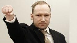 Anders Behring Breivik, Osllo, 16 prill, 2012
