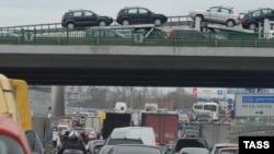 Москва приближается к автомобильному коллапсу