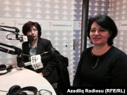 İradə Yaqubova və Gülzar İbrahimova