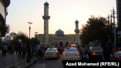 مسجد سيد قادر في منطقة بختيار بالسليمانية