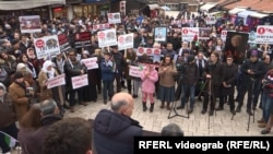 Skup podrške Palestini u Sarajevu