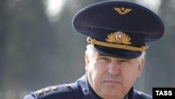 Командантот на руските воздушните сили Александар Зелин