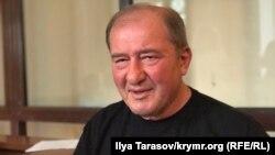 Крым татарларынын активисти Ильми Умеров.