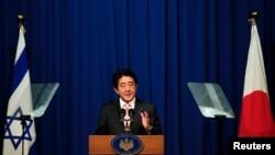 Kryeministri i Japonisë, Shinzo Abe.