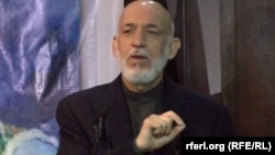 Хамид Карзай, Ауғанстанның бұрынғы президенті.