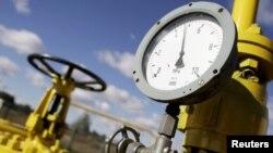 Участок одного из газопроводов на территории Польши