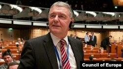 Евродепутат, бывший докладчик ПАСЕ по политзаключенным в Азербайджане Кристофер Штрассер.