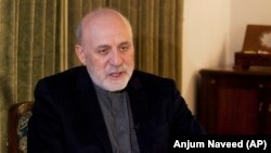 The Afghan president's special peace envoy, Mohammad Omar Daudzai, says the delegates will be finalized by April 10.