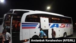 Түркиядагы автобус