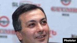 Исполнительный директор Общественного радио Армен Амирян