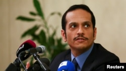 Mohammed bin Abdulrahman al-Thani, ministar vanjskih poslova Katara