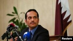 Ministri i jashtëm i Katarit Abdulrahman al-Thani