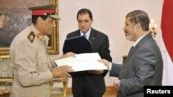 مرسی پس از به قدرت رسیدن، طنطاوی را به بازنشستگی فرستاد
