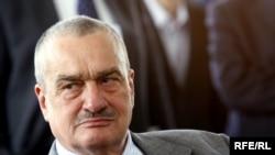 Former Czech Foreign Minister Karel Schwarzenberg (file photo)