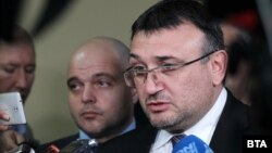 Ministri i Brendshëm i Bullgarisë, Mladen Marinov