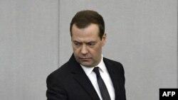 Премьер-министр РоссииДмитрий Медведев.