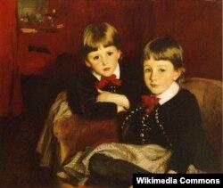 Джон Сінгер Сарджэнт, «Браты Форбс» (1887)