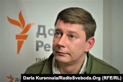 Юрий Костюк, сценарист сериала «Слуга народа», участник «Зе!команды» в сфере информполитики