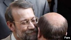 علی لاریجانی بالاخره به مونیخ رفت.