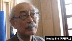 Spalionica kao jedan od načina rešavanja problema aerozagađenja: Takeši Nakano