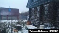 Старый дом Валентины Александровны