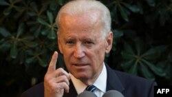ABŞ vitse-prezidenti Joe Biden