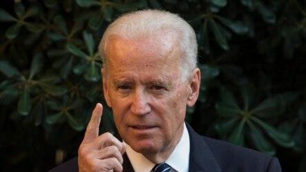 ABŞ vise-prezidenti Joe Biden (foto arxivdəndir).
