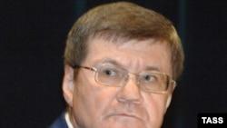 Prosecutor-General Yury Chaika