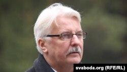Витольд Ващиковский. Архивное фото