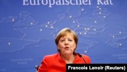 Kancelarja gjermane, Angela Merkel. Foto nga arkivi