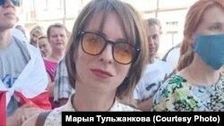 Марыя Тульжанкова