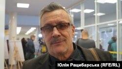 Річард Бачинський-Гувер, Дніпро, 13 листопада 2019 року