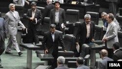 В иранском парламенте