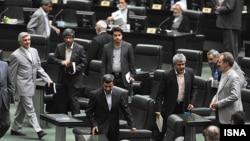 Архивска фотографија: Иранскиот парламент.