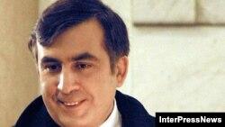 Михаил Саакашвили Раштуа йоласында 07.12.2008