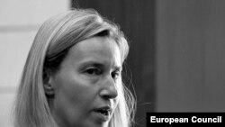 Federica Mogherini, coordonatoarea politicii externe europene a făcut bilanțul Parteneriatului estic înainte de încheierea mandatului pe 1 decembrie 2019/