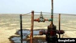 Добыча нефти в Киргизии