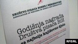 Sa uručenja godišnje nagrade Društva pisaca BiH za 2009. godinu, Fotografije uz tekst: Zvjezdan Živković