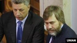 Вадим Новинський (п), архівне фото