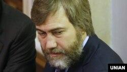 Народний депутат від «Опозиційного блоку» Вадим Новинський