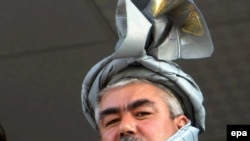 Ethnic-Uzbek leader Abdul Rashid Dostum is a top suspect.