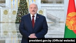 Александр Лукашенко. 2020-жылдын 1-январы (архив).