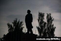 Помнік Леніну ў Горадні, ілюстрацыйнае фота