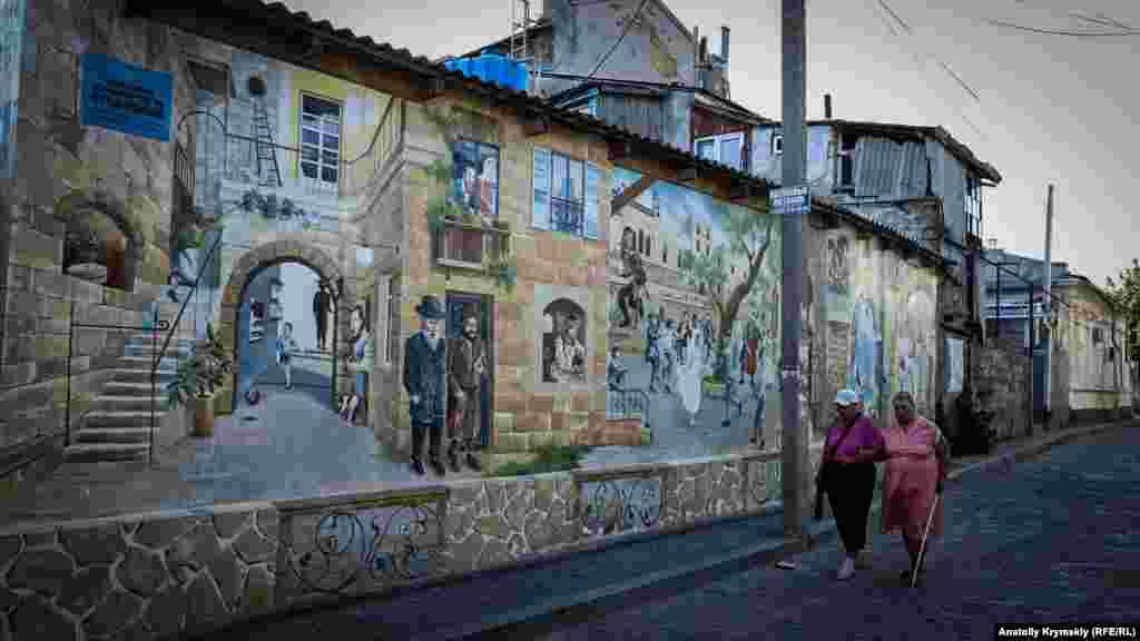 Відтворена історія на маршруті «Малого Єрусалиму» в Євпаторії