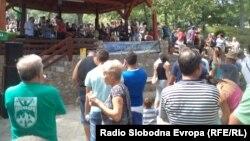 Манифестација Охридска софра.
