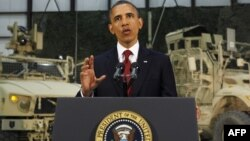 Barak Obama, 2 maj 2012