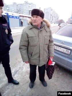 Александр Михайлович Сериков